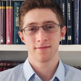 photo of Jacob Mausberg