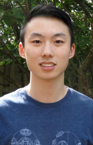 photo of Jameson Weng