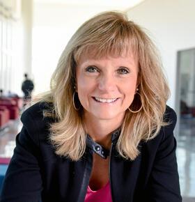 Distinguished University Professor Laurie Williams