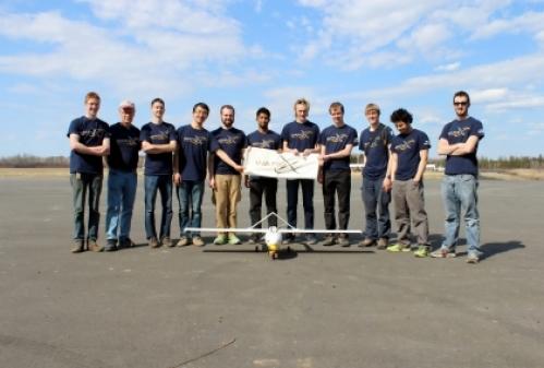 Waterloo Aerial Robotics Group