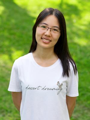 photo of Wanxin Li