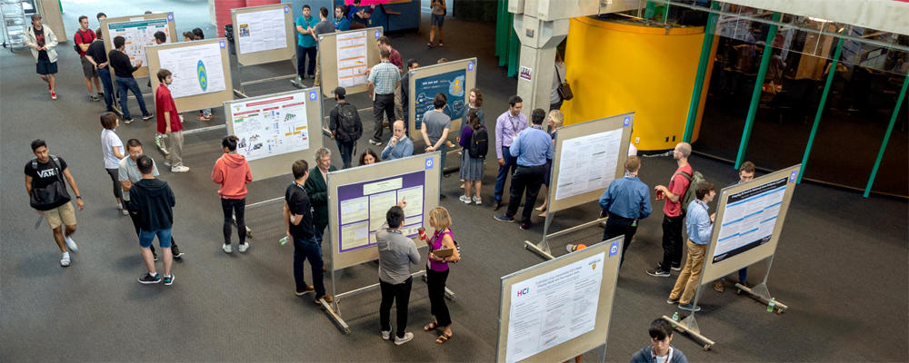 2018 Cheriton Research Symposium poster winners