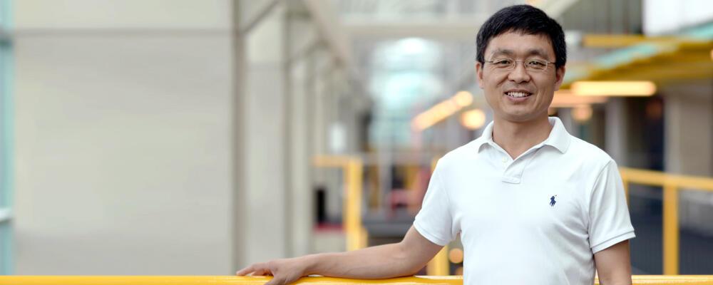 photo of Professor Bin Bim