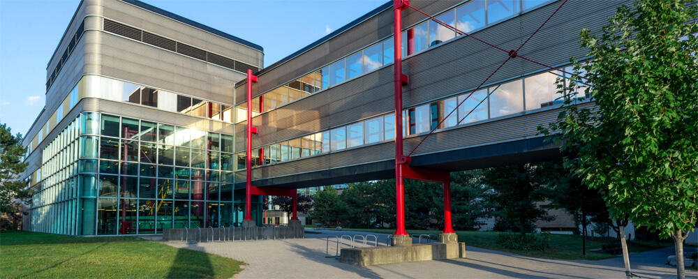 photo of the Davis Centre