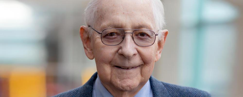 photo ofDistinguished Professor Emeritus Janusz (John) Brzozowski