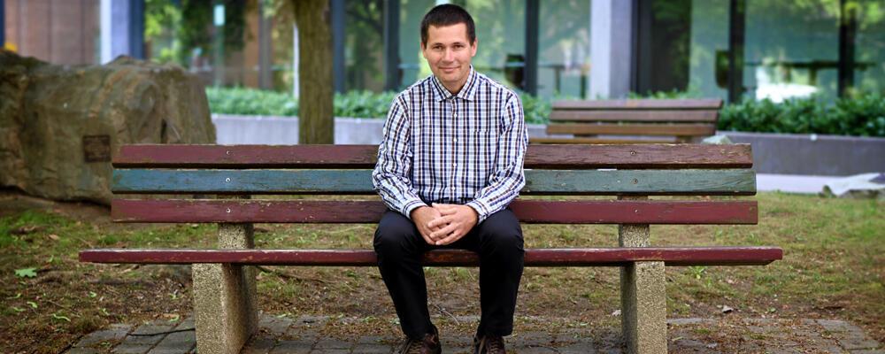 photo of Professor Ondrej Lhotak