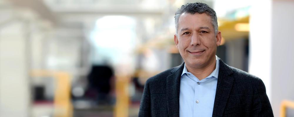 Photo of Raouf Boutaba