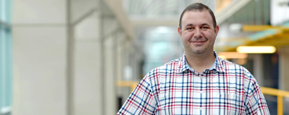 photo of Professor Samer Al-Kiswany