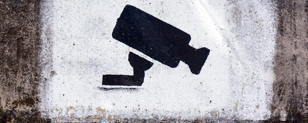image depicting electronic surveillance