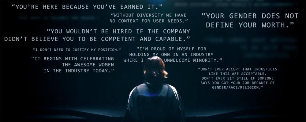 we belong in tech banner