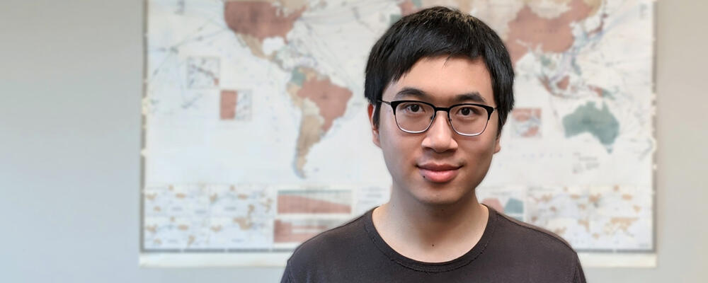 photo of Yuhao Eric Dong