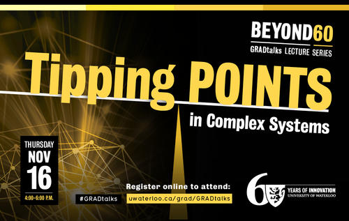 GRADtalks Tipping Points