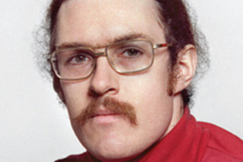 John Beatty in 1978