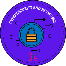 cybersecurity badge