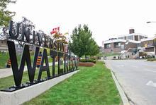 UWaterloo entrance