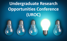 Undergraduate research opportunities conference