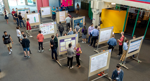 2018 Cheriton Research Symposium poster competition