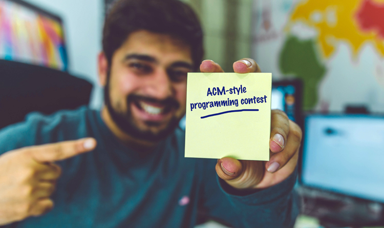 Waterloo-local ACM-style programming contest