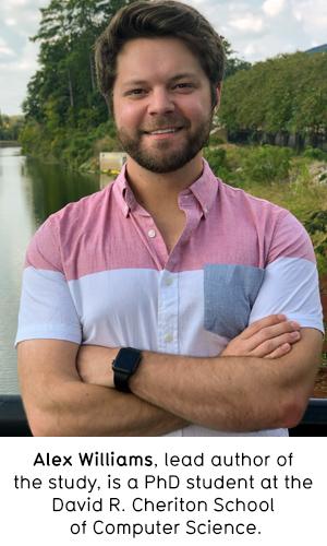 photo of Alex C. Williams