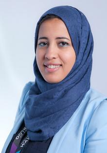 photo of Amira Ghenai