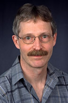 Portrait of Peter Buhr