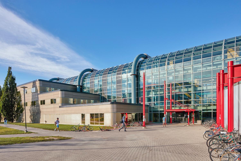 photo of the Cheriton School of Computer Science