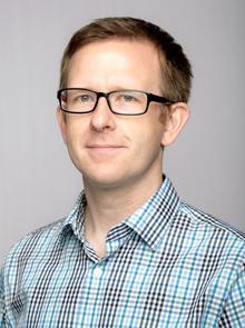 photo of Professor Christopher Batty