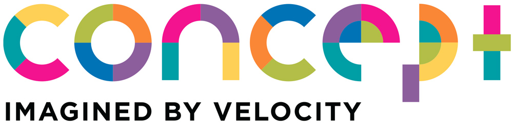 Concept by Velocity logo