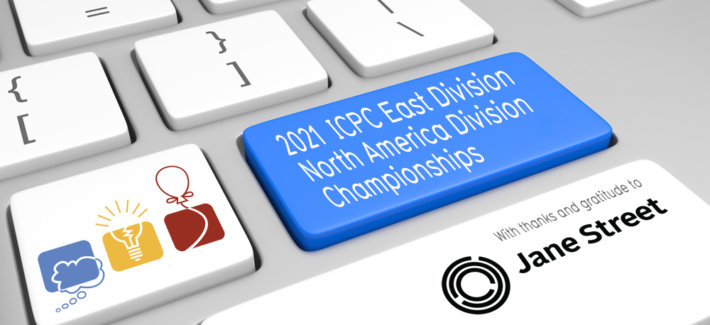 image depicting 2021 ICPC North America Division Championships