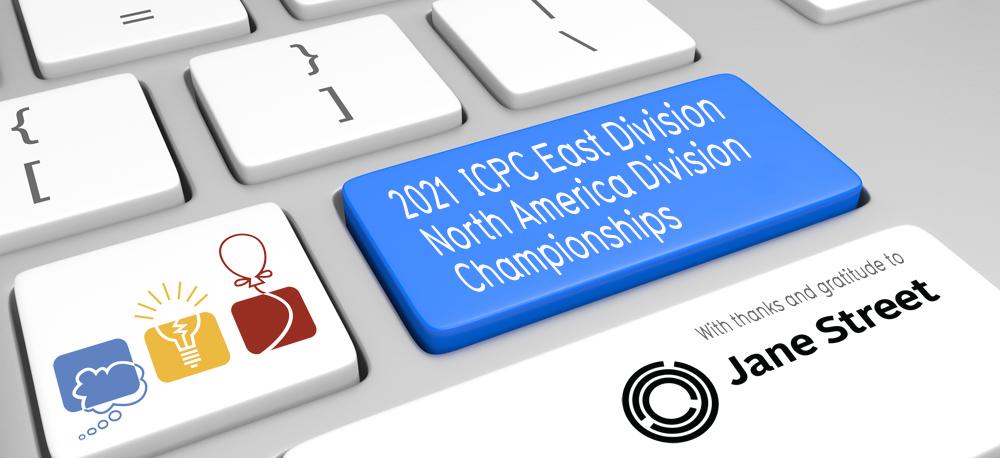 image depicting 2021 ICPC North America Division Championships