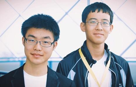 Rudi Chen and Shida Li