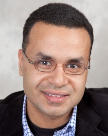 Head shot of Ihab Ilyas