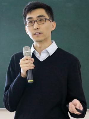 photo of Jian Zhao