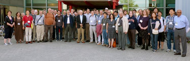 """The Role of Theory in Computer Science,"""" held on June 24, 2015."""