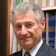 photo of Distinguished Professor Leonard Kleinrock