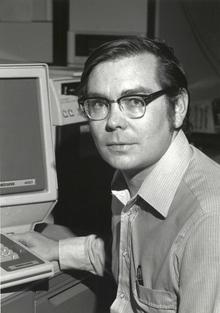 photo of Professor William MorvenGentleman