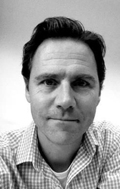 Portrait of Jeff Orchard