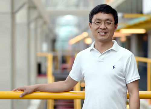 Photo of Professor Bin Ma