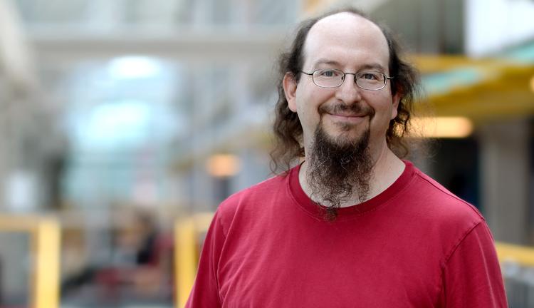 photo of Professor Ian Goldberg