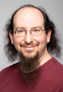 photo of Professor Ian Goldberg