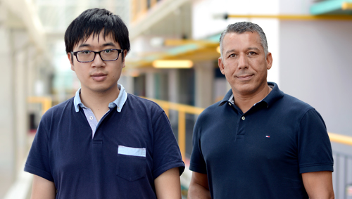 photo of Yuhao Dong and Raouf Boutaba