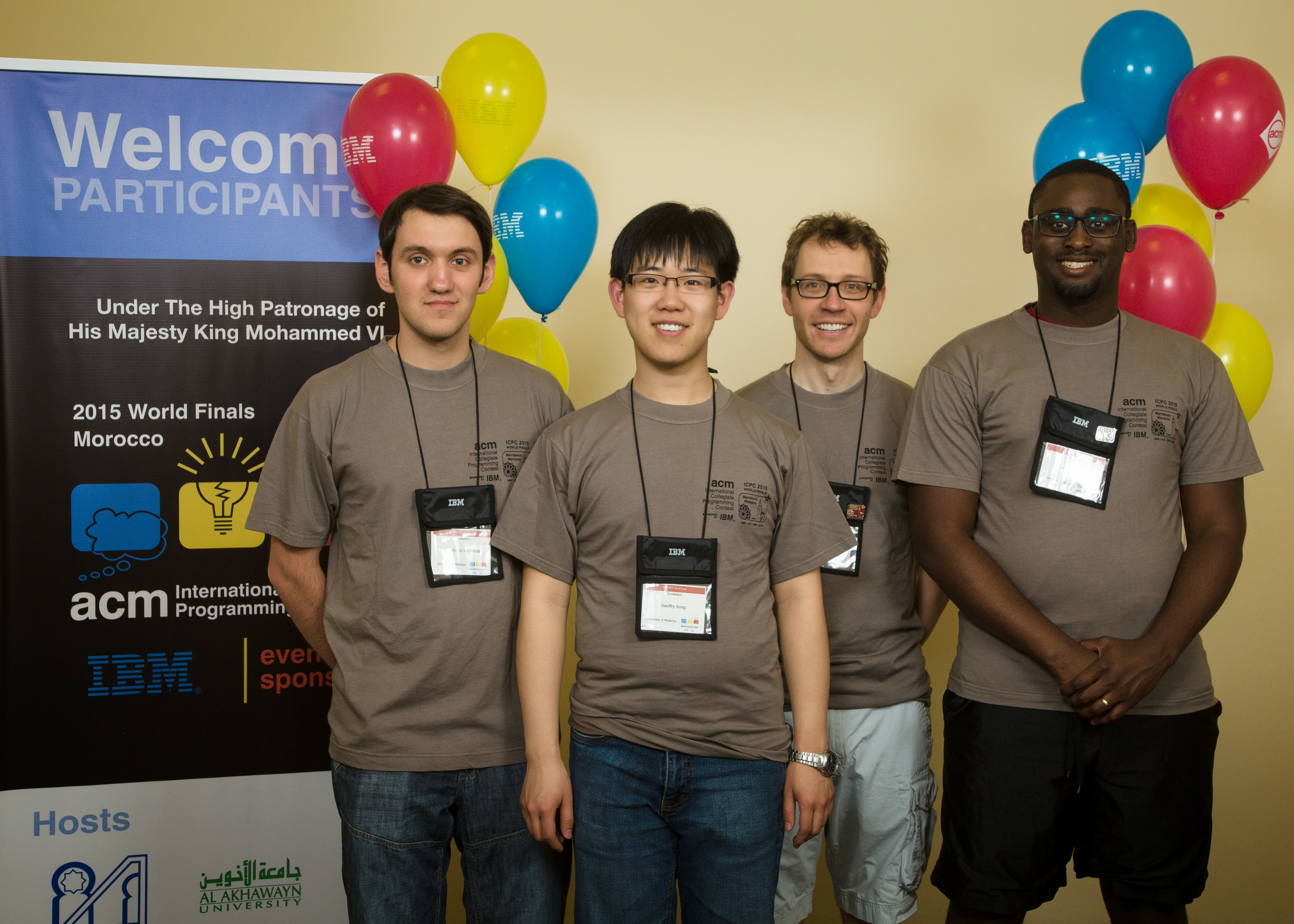 Waterloo Black ACM team
