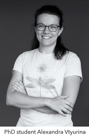 photo of Alexandra Vtyurina