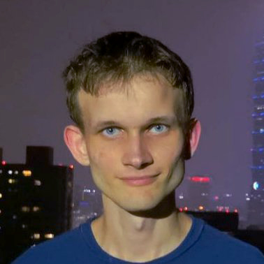 photo of Vitalik Buterin