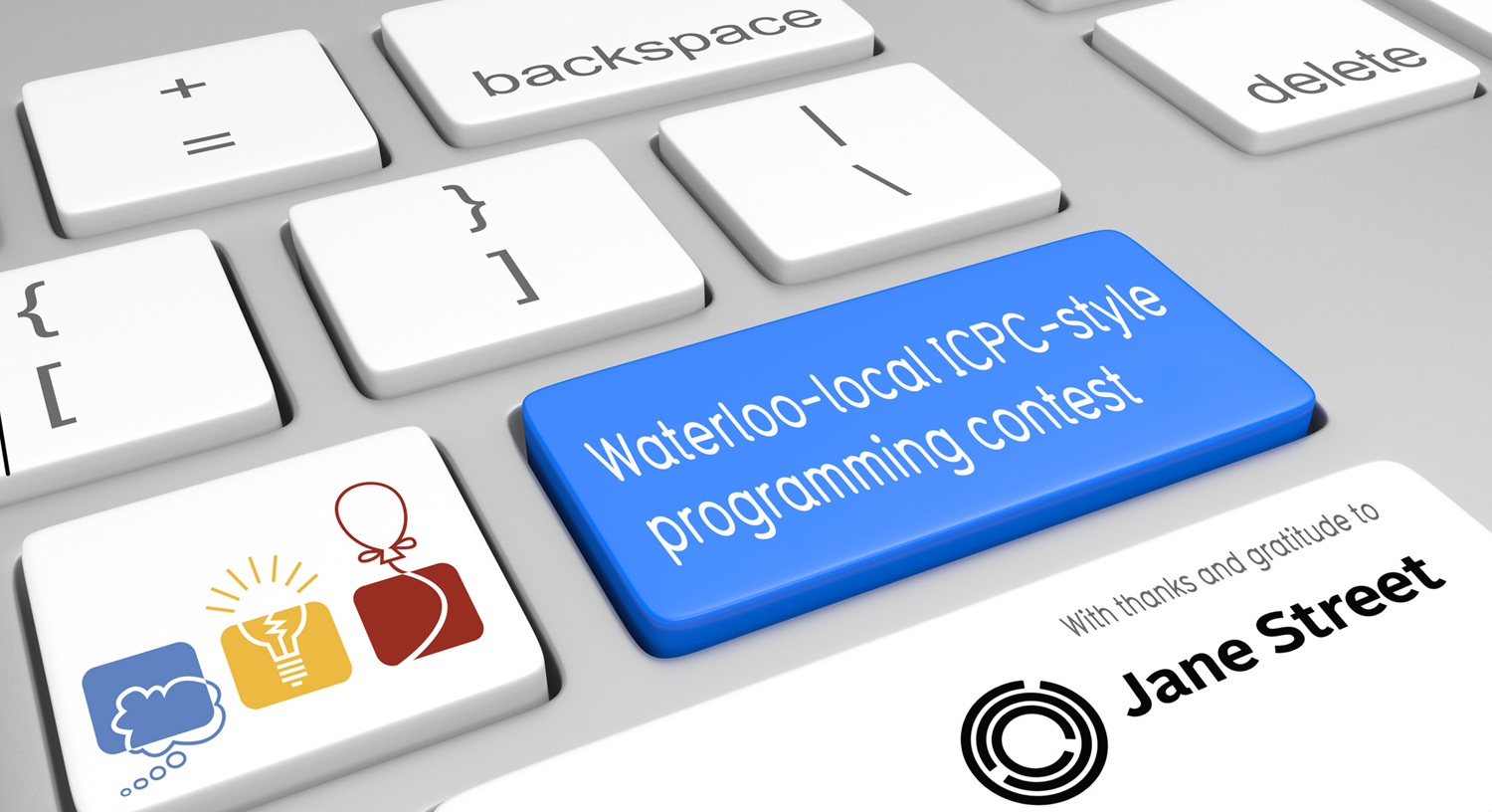 image depicting Waterloo-local ICPC-style programming contest