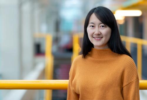 photo of Professor Xi He