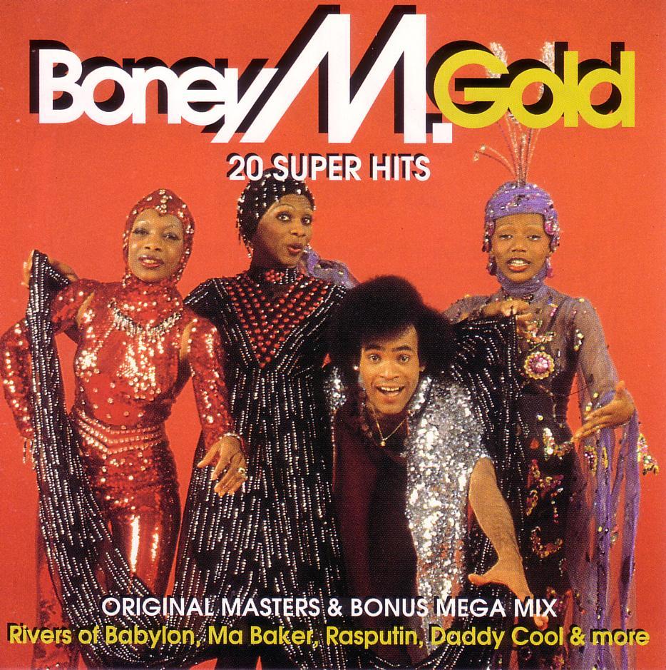 Gold :: Boney M. [BONEYM___GH1]