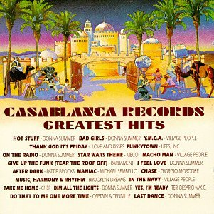 Casablanca Records Greatest Hits Various Artists