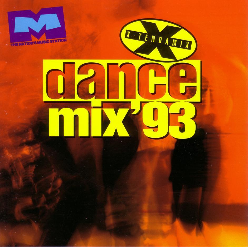 Dance mix 93 various artists dancemix 093 for 93 house music