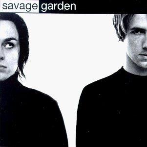 Savage garden savage garden savgardn std for Savage garden to the moon back